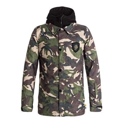 DC B CASH ONLY YOUTH SNOW JACKET