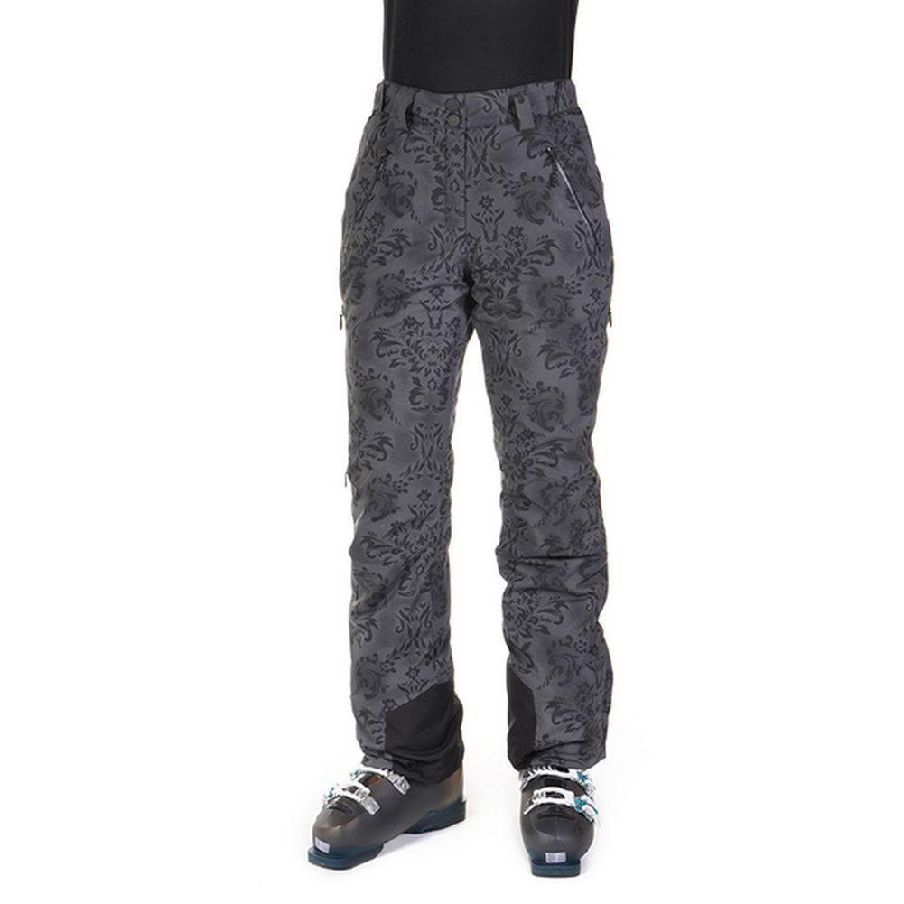 e0a5df14a Volkl Silver Star Pant Women's Black Lace Print ...