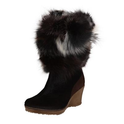 Regina Angelina Goat Fur Boot Women's