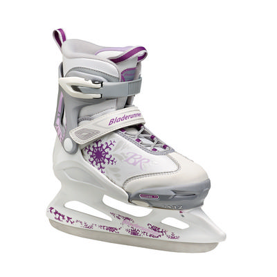 Bladerunner Micro Adjustable Girls Figure Ice Skates