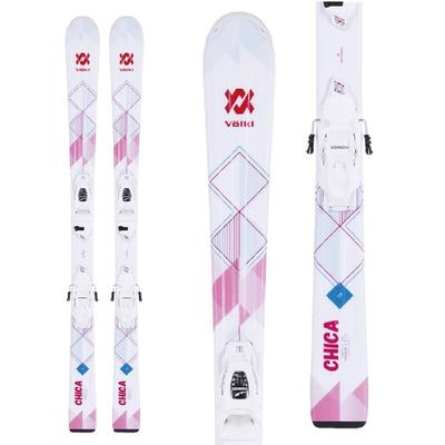 VOLKL G CHICA VMOTION 7.0 JR SYS SKIS