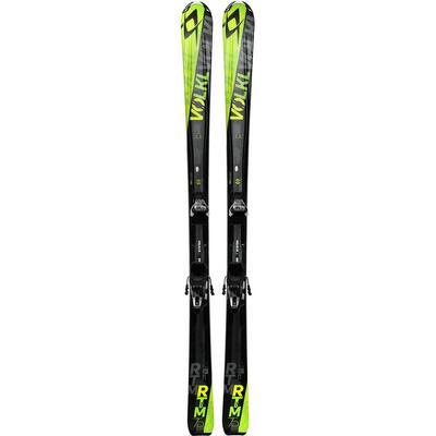 Volkl Rtm 75 Skis W/ 4Motion 10.0 Binding