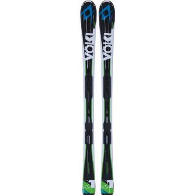 Volkl Rtm Jr. Skis W/ 3Motion Jr. 4.5 Binding Boys'