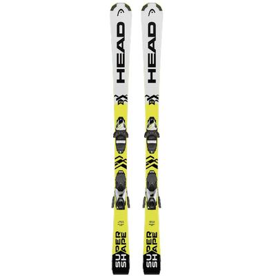Head Supershape SLRII System Skis Youth