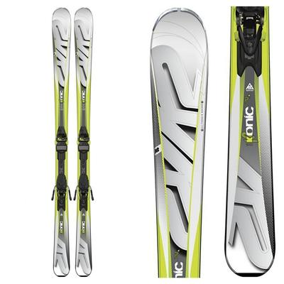 K2 Konic 78 Skis Ti With M3 10 System Bindings Men's