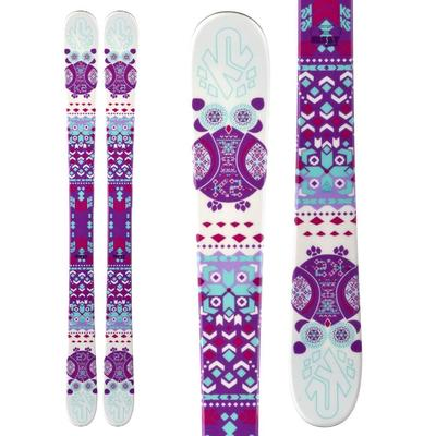 K2 Missy Twin Tip Skis Youth