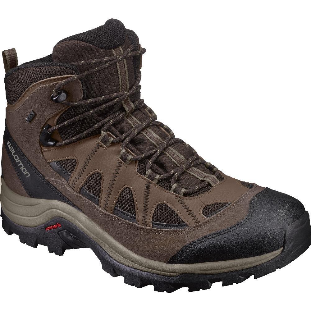 56262c4db4 Salomon Authentic Leather GTX Hiking Boots Men's