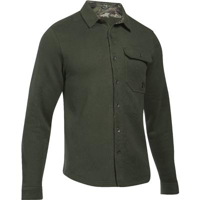 Under Armour Buckshot Fleece Button Up Men's