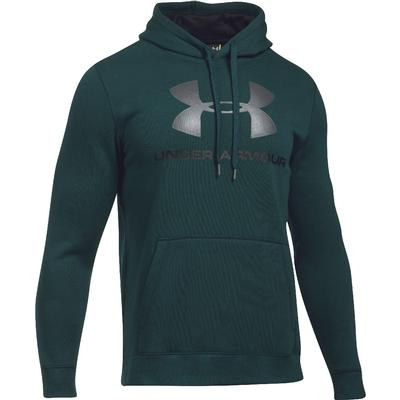 Under Armour Rival Fitted Graphic Hoodie Men's