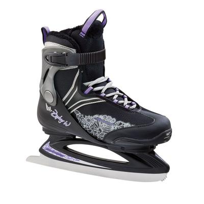 Bladerunner Zephyr Ice Skates Black/Purple Women's