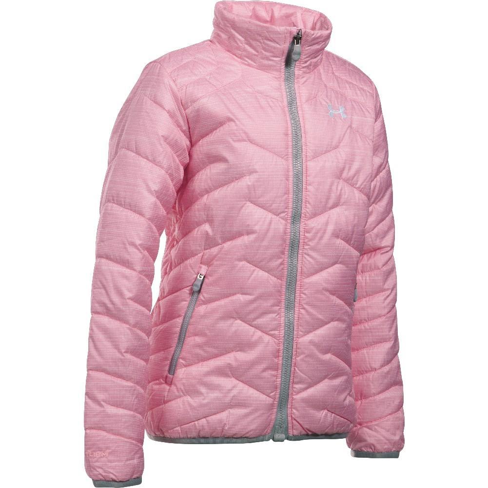 under armour girls coat