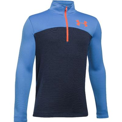 UA B EXPANSE 1/4 ZIP FLEECE