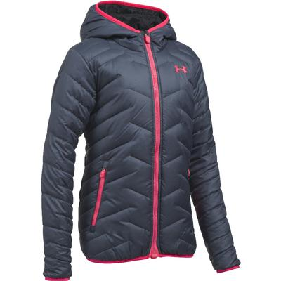 UA G CGR HOODED JACKET