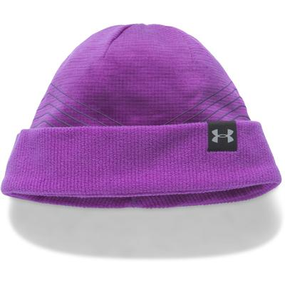 UA G REACTOR FLEECE BEANIE