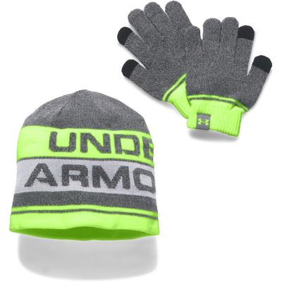 Under Armour Beanie Glove Combo 2.0 Boys'