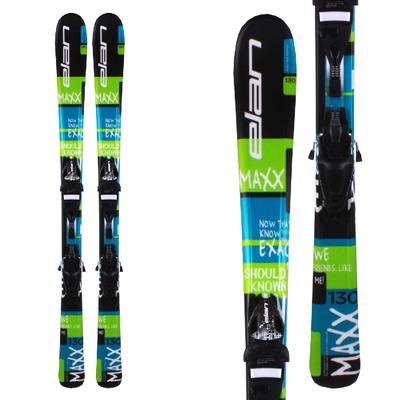 Elan Maxx QT Skis With Bindings Boys'