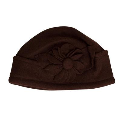Elan Blanc Wool Cloche Hat Women's