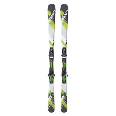 Elan Morpheo 8 Skis With El10.0 Quick Trick Binding