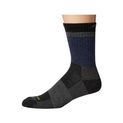 Darn Tough Vermont Heady Stripe Micro Light Cushion Socks Men's