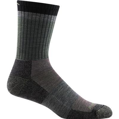 Darn Tough Vermont Heady Stripe Micro Crew Lightweight Cushion Socks Men's