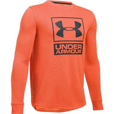 Under Armour Textured Tech Crew Boy`s