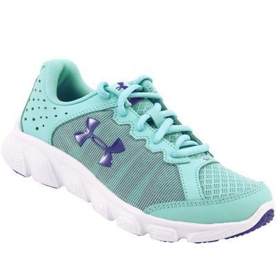 Under Armour Preschool Assert 6 Running Shoes Girls`