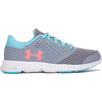 Under Armour Grade School Micro Rave Running Shoes Girls'