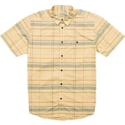Flylow Nelson Plaid Short Sleeve Shirt Mens