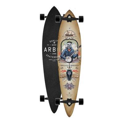 Arbor Fish GT Longboard