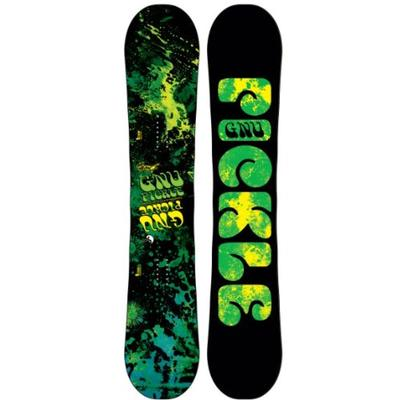 GNU Pickle Snowboards