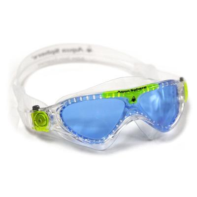 Aqua Sphere Vista Jr Mask Blue Lens