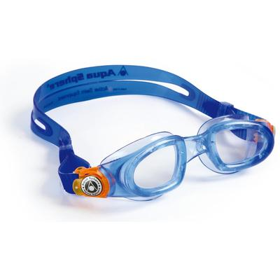 Aqua Sphere Moby Kid Swim Goggles Clear Lens
