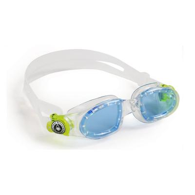Aqua Sphere Moby Kid Swim Goggles Blue Lens