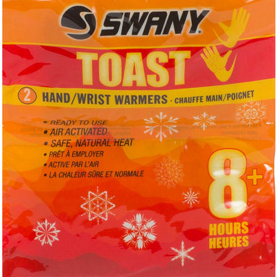 Swany Toast Heat Pack