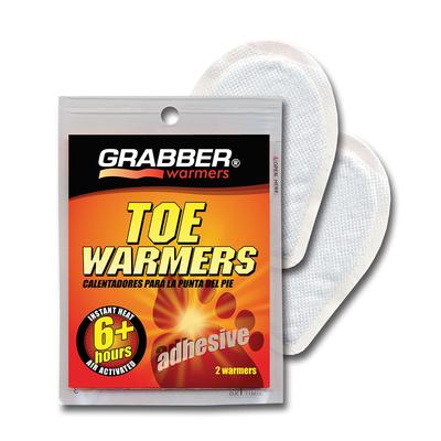 Grabber Toe Warmers - One Pack