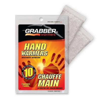 Grabber Hand Warmers - one pack