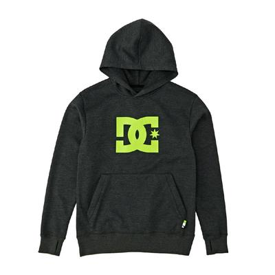 DC Snowstar Pull Over Layer Hoodie Boy's
