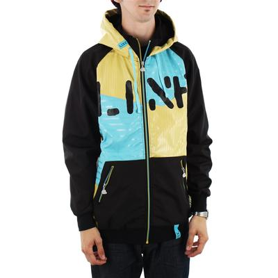 Line Men's Hacket Zip-Up Hoodie