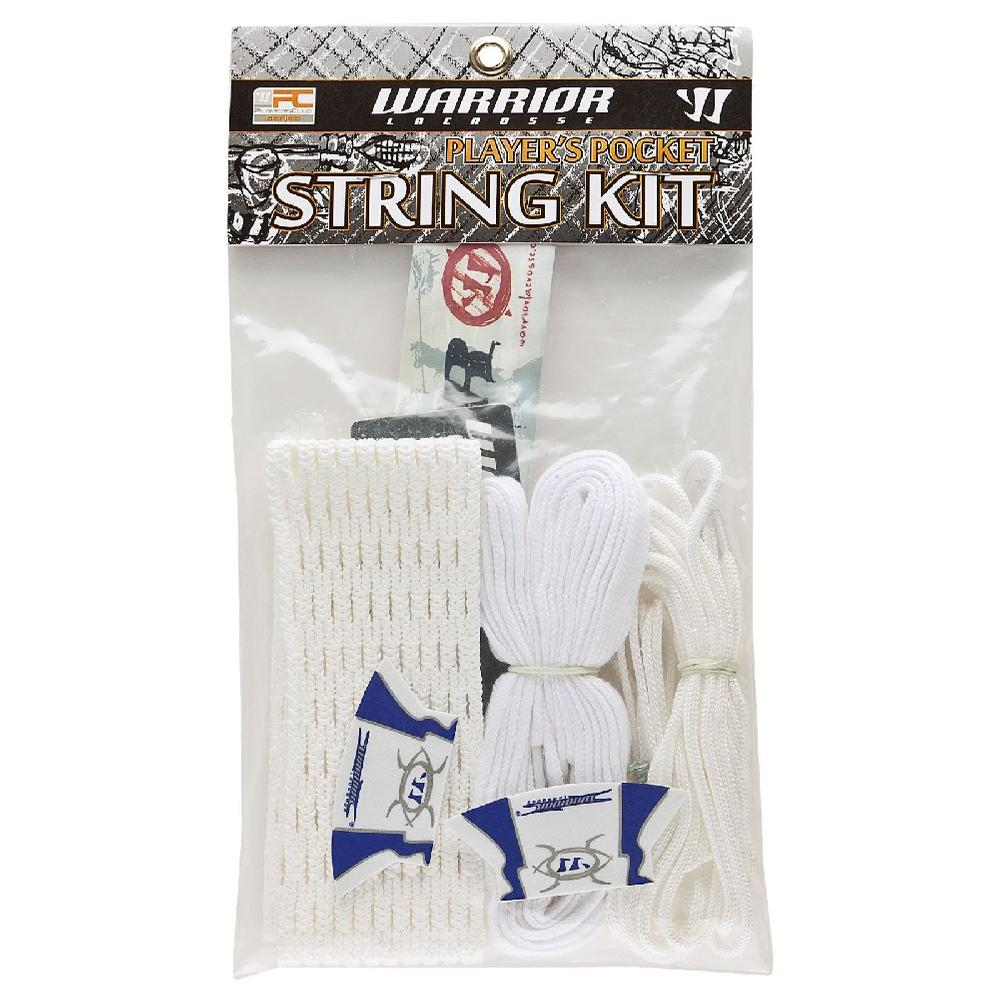 Warrior Lacrosse Hard Mesh Stringing Kit Players