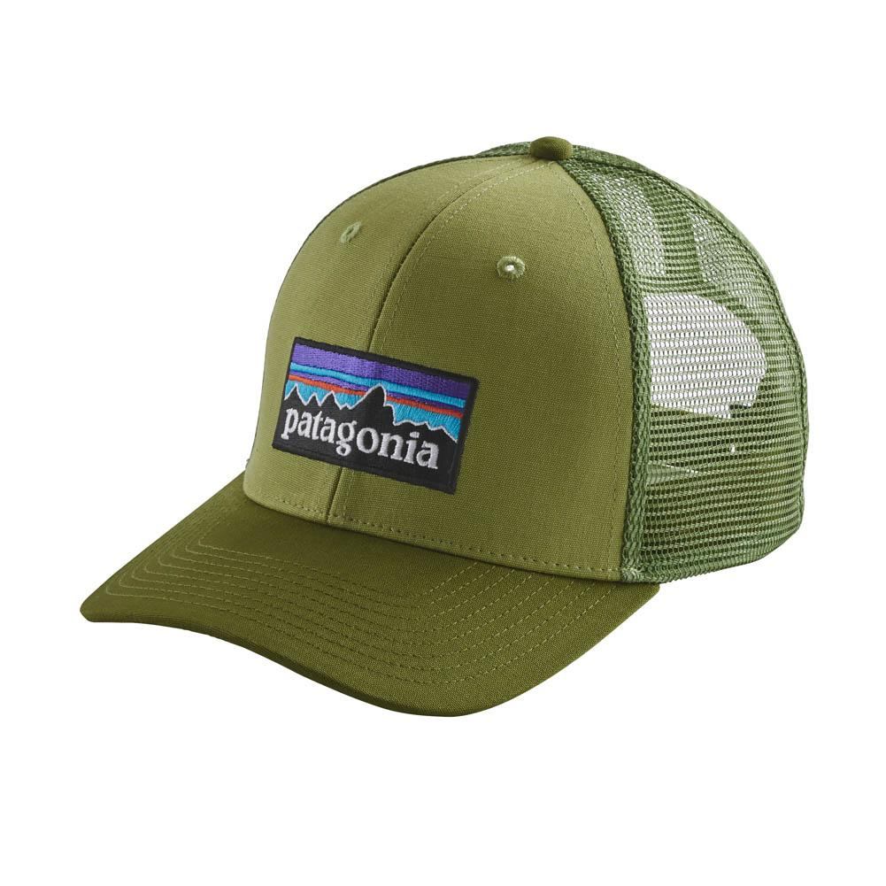 b7b7f8392 Patagonia P-6 Logo Trucker Hat
