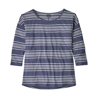 Patagonia Shallow Seas 3/4 Sleeved Top Women's