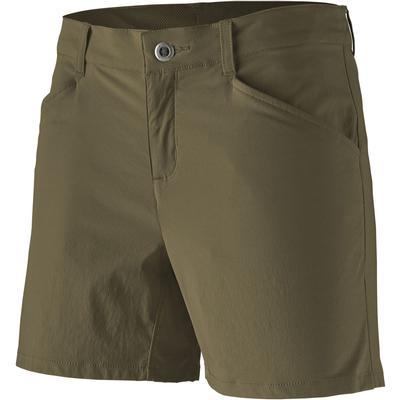 Patagonia Quandary Shorts 5 Inch Women's