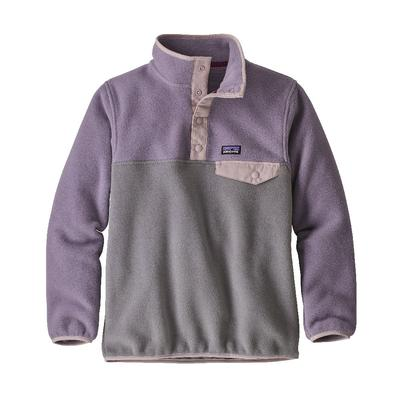Patagonia Lightweight Synchilla Snap-T Fleece Pullover Girls'