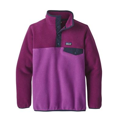 Patagonia Lightweight Synch Snap-T Pullover Girls'