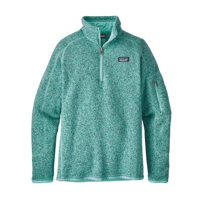 Patagonia Better Sweater 1/4 Zip Girls'