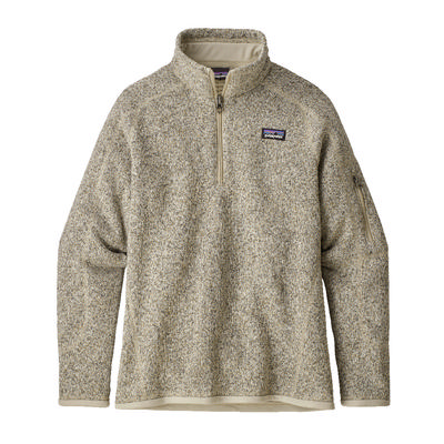 Patagonia Better Sweater 1/4 Zip Fleece Girls'