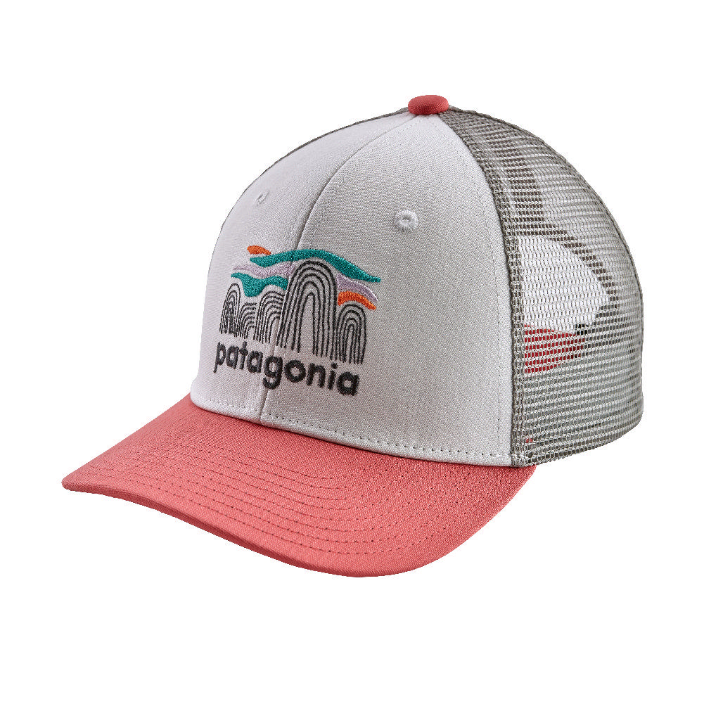 f6ab9a5346d65 ... ATOLL BLUE · Patagonia Trucker Hat FITZ ROY BOULDERS  WHITE ...