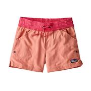 Patagonia Costa Rica Baggies Shorts Girls' PEAK PINK
