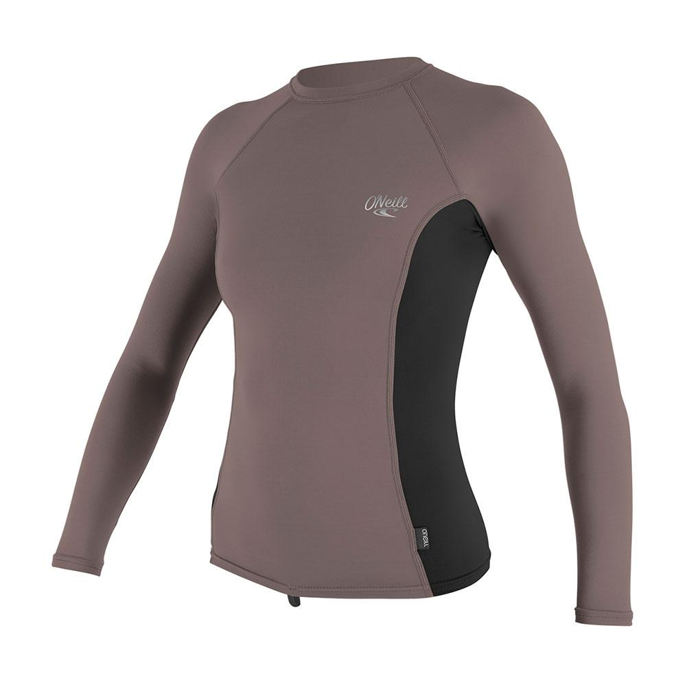 Oneill Premium Long Sleeve Rash Guard Womens