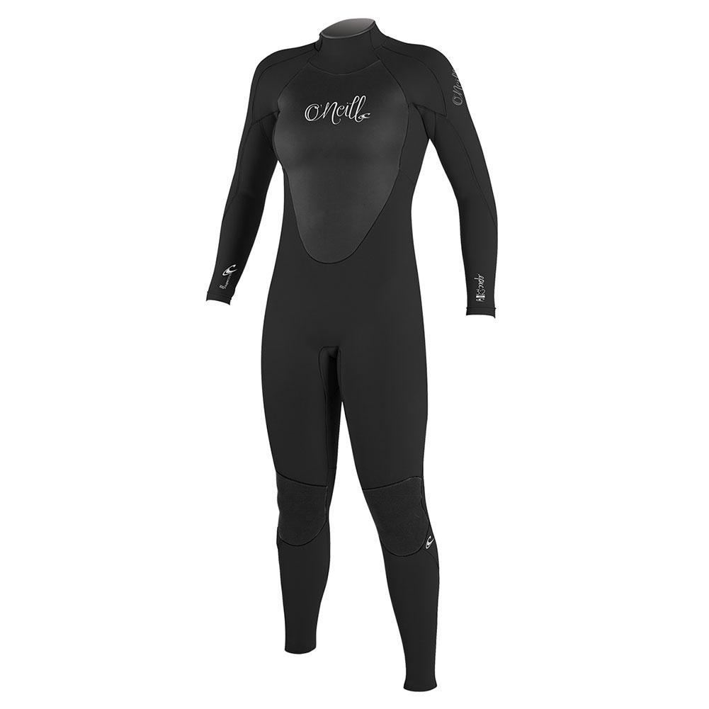 O ` Neill Epic 3/2mm Back Zip Full Wetsuit Women's